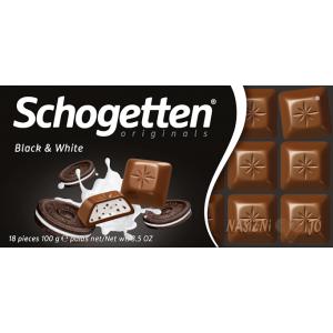 Schogetten - Black & White
