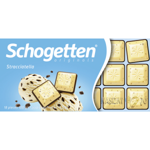 Schogetten - Sztracsatella