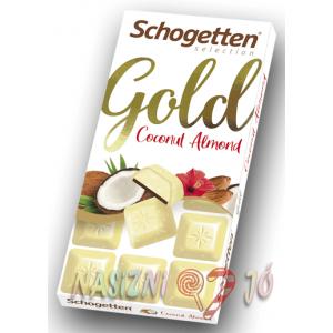 Schogetten - Gold kókusz
