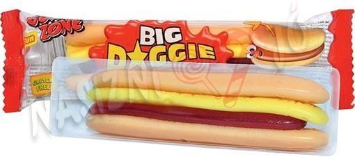 hotdog gumicukor